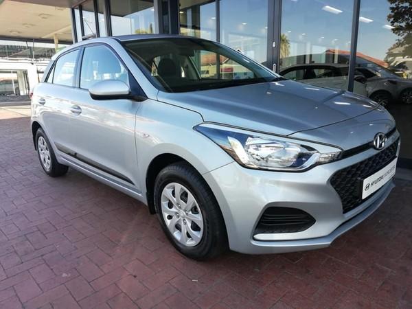 2019 Hyundai i20 1.2 Motion Western Cape Worcester_0