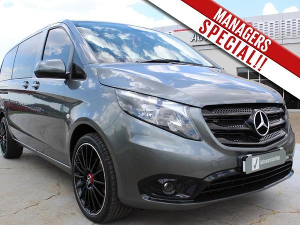 2019 Mercedes-Benz Vito 116 2.2 CDI Tourer Pro Gauteng Roodepoort_0