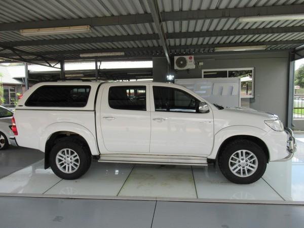 2011 Toyota Hilux 3.0d-4d Raider Rb At Pu Dc  Gauteng Pretoria_0