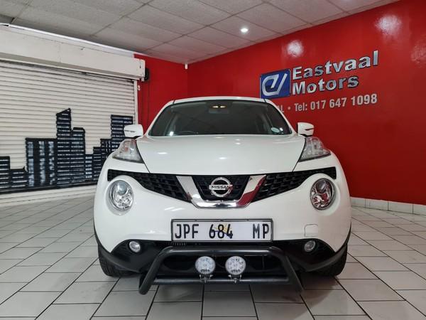 2016 Nissan Juke 1.2T Acenta Mpumalanga Bethal_0