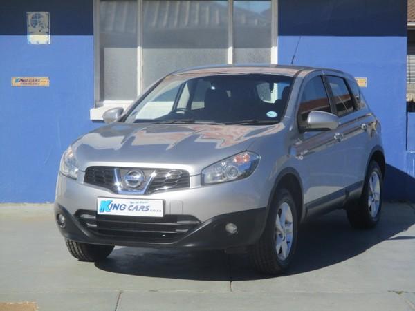 2010 Nissan Qashqai 1.6 Acenta  Eastern Cape Port Elizabeth_0