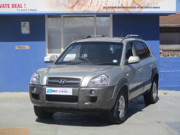 2007 Hyundai Tucson 2.0 Gls  Eastern Cape Port Elizabeth_0