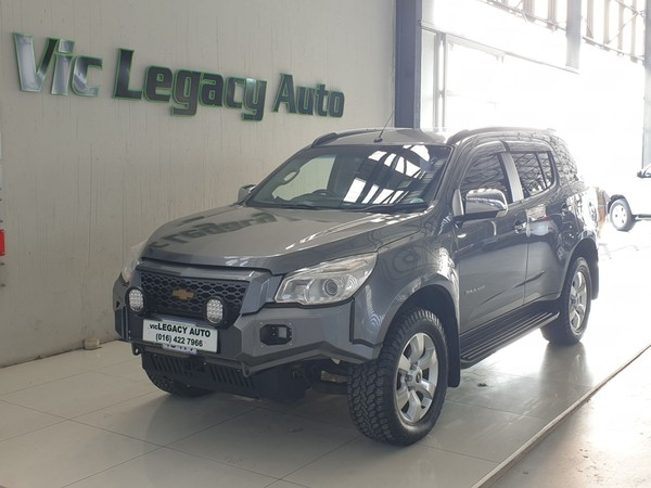2014 Chevrolet Trailblazer 2.8 Ltz At  Gauteng Vereeniging_0