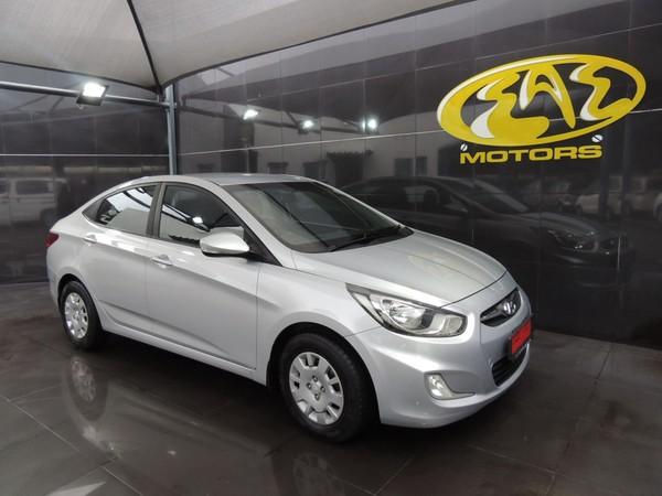 2013 Hyundai Accent 1.6 Gls At  Gauteng Vereeniging_0
