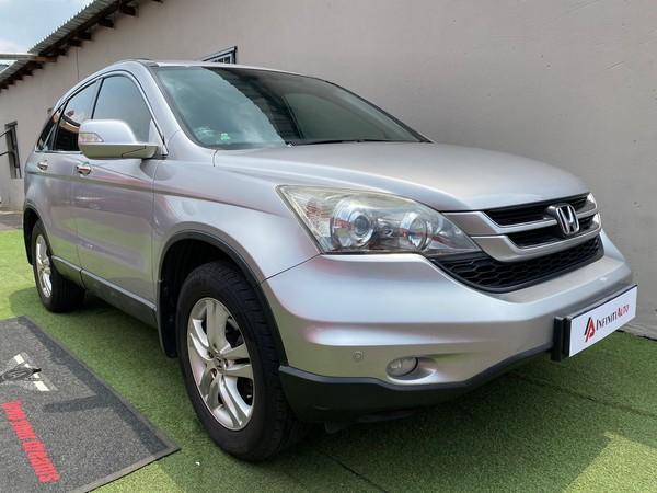 2012 Honda CR-V 2.0 Comfort  Gauteng Boksburg_0