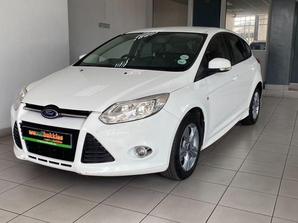 2014 Ford Focus 1.6 Ti Vct Ambiente 5dr  Gauteng Pretoria West_0