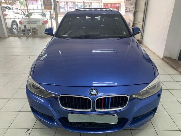2013 BMW 3 Series 320d GT M Sport Auto Gauteng Johannesburg_0