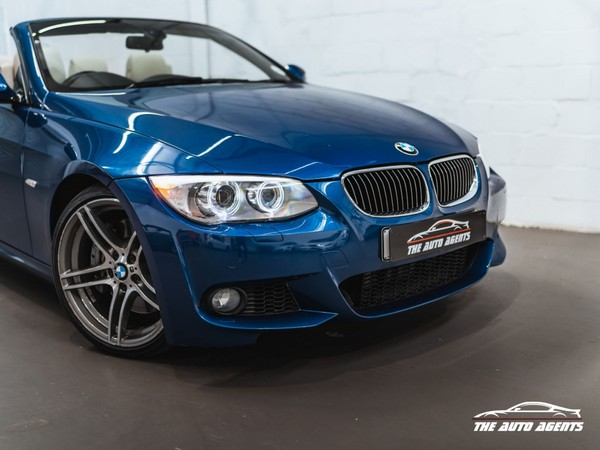 2012 BMW 3 Series 335i Coupe Individual At e92  Western Cape Cape Town_0