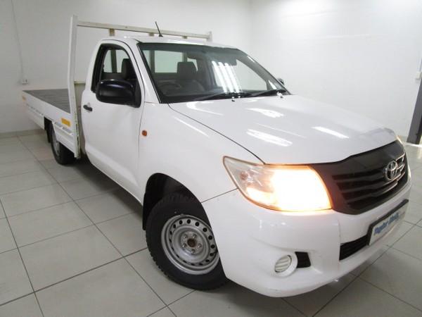 2015 Toyota Hilux 2.0 Vvti Pu Sc  Gauteng Benoni_0