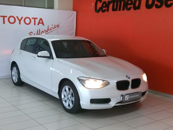 2015 BMW 1 Series 118i 5DR Auto f20 Gauteng Edenvale_0