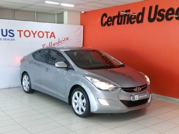 2014 Hyundai Elantra 1.8 Gls  Gauteng Edenvale_0