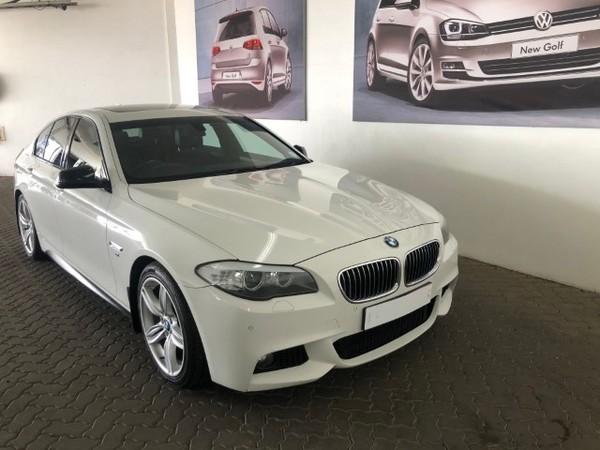 2014 BMW 5 Series 520i Auto M Sport Gauteng Edenvale_0