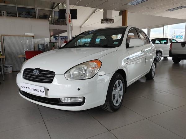 2006 Hyundai Accent 1.6 Gls  North West Province Brits_0