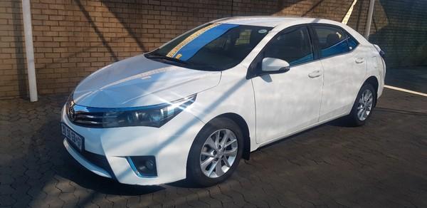 2014 Toyota Corolla 1.8 High CVT Gauteng Randburg_0