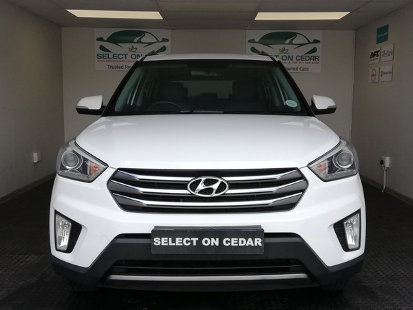 2017 Hyundai Creta 1.6D Executive Auto Gauteng Four Ways_0