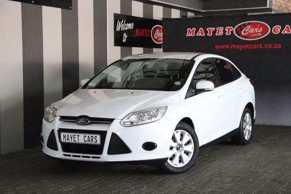 2014 Ford Focus 1.6 Ti Vct Ambiente  Mpumalanga Delmas_0