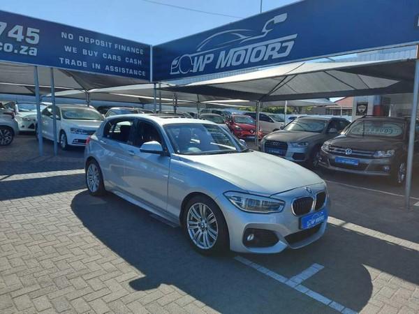 2016 BMW 1 Series 120i M Sport 5-Door Auto Western Cape Bellville_0