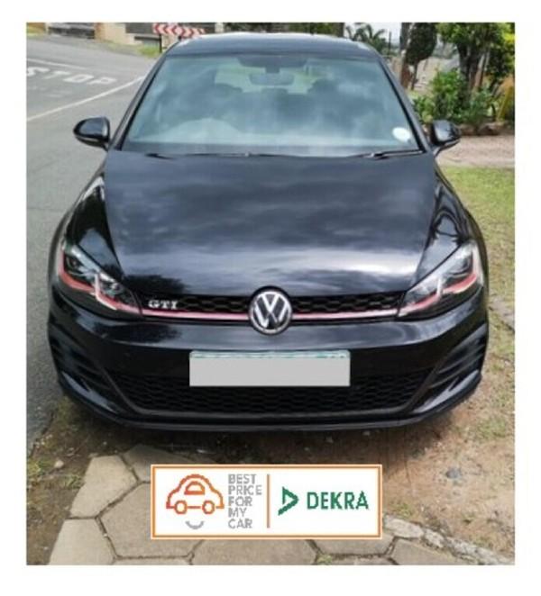 2019 Volkswagen Golf VII GTI 2.0 TSI DSG Western Cape Goodwood_0