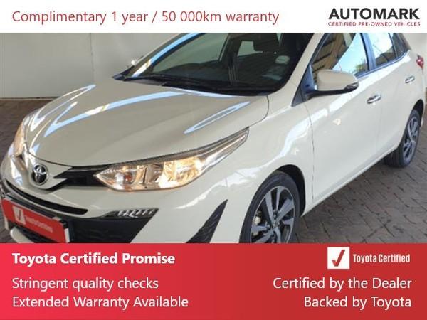 2020 Toyota Yaris 1.5 Xs CVT 5-Door Eastern Cape Uitenhage_0