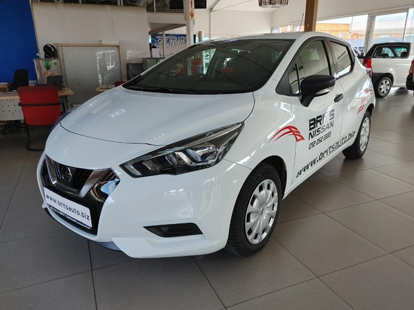 2021 Nissan Micra 900T Visia North West Province Brits_0