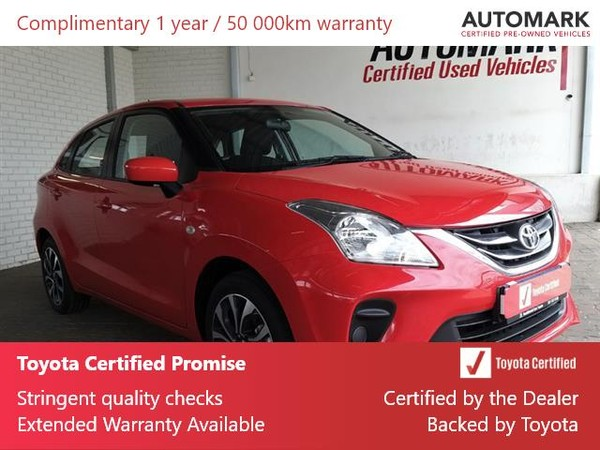 2020 Toyota Starlet 1.4 Xs Auto Eastern Cape King Williams Town_0