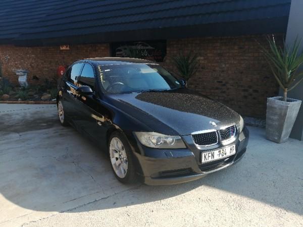 2007 BMW 3 Series 320d Exclusive At e90  Gauteng Kempton Park_0
