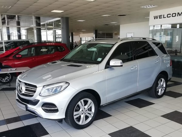 2017 Mercedes-Benz GLE-Class 350d 4MATIC Eastern Cape Nahoon_0