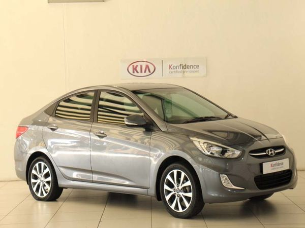 2017 Hyundai Accent 1.6 Gls At  Western Cape Diep River_0