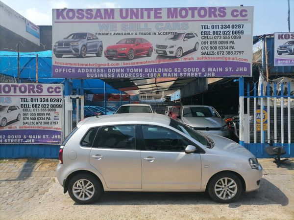 2011 Volkswagen Polo Vivo 1.6 Trendline Gauteng Johannesburg_0