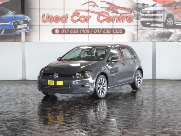 2013 Volkswagen Golf Vii 1.4 Tsi Comfortline  Mpumalanga Trichardt_0