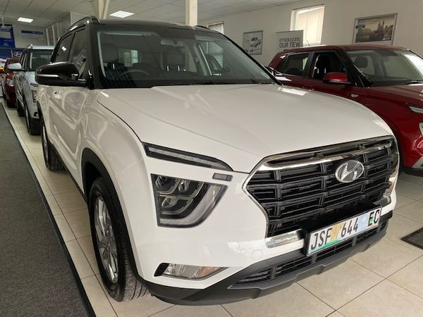 2021 Hyundai Creta 1.4 TGDI Executive DCT Eastern Cape Grahamstown_0