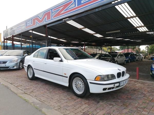1996 BMW 5 Series 528i e39  Gauteng Kempton Park_0