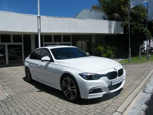2018 BMW 3 Series 320i Edition M Sport Shadow Auto Western Cape George_0