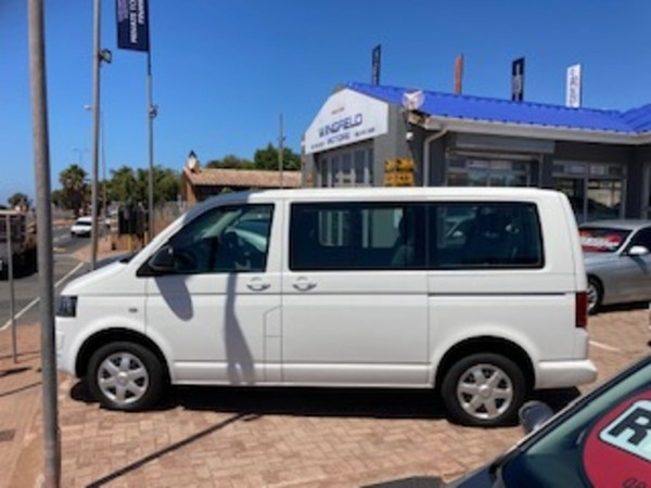 2014 Volkswagen Kombi 2.0 Tdi 75kw Base  Western Cape Vredenburg_0