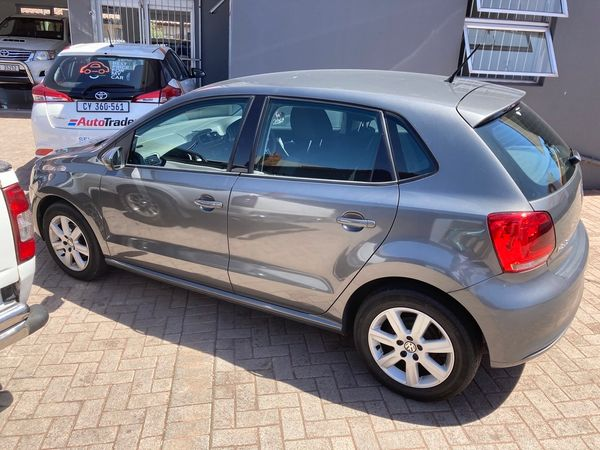 2010 Volkswagen Polo 1.4 Comfortline  Western Cape Vredenburg_0