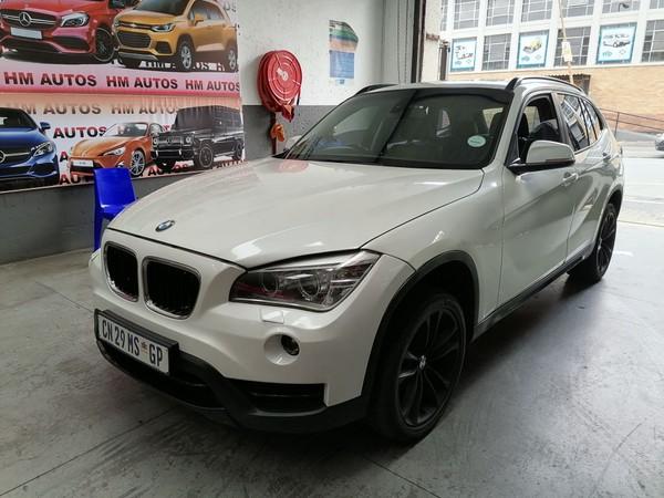 2013 BMW X1 Sdrive20d Automatic Gauteng Johannesburg_0