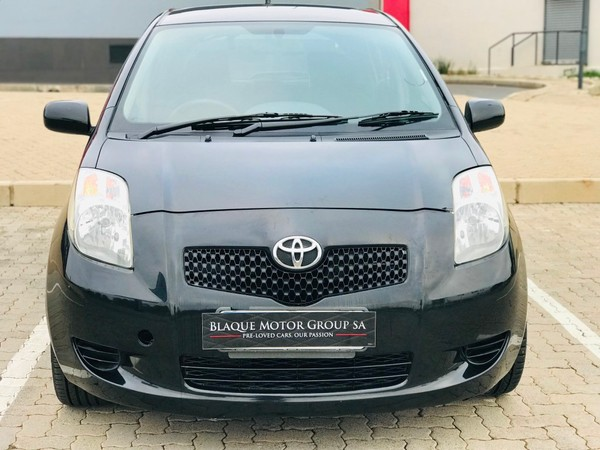 2007 Toyota Yaris T3 Spirit 5dr  Gauteng Germiston_0
