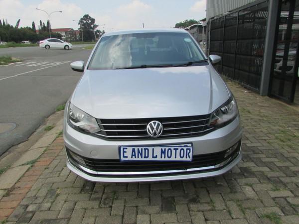2016 Volkswagen Polo GP 1.6 Comfortline Gauteng Kempton Park_0