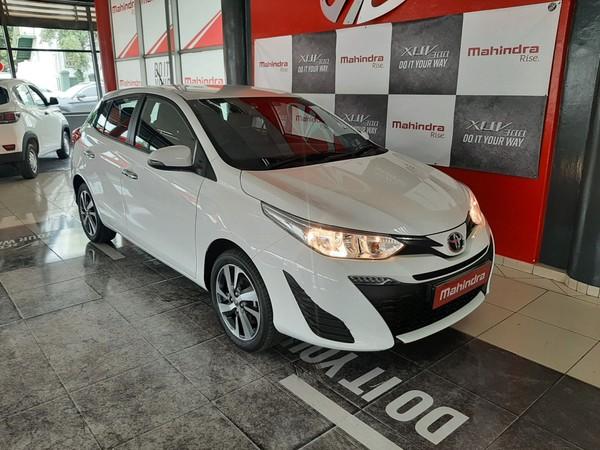 2019 Toyota Yaris 1.5 Xs CVT 5-Door Gauteng Pretoria_0