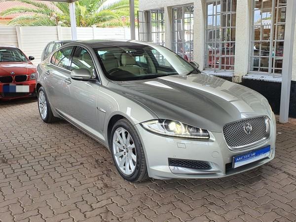 2014 Jaguar XF 2.0 I4 Premium Luxury  Gauteng Centurion_0