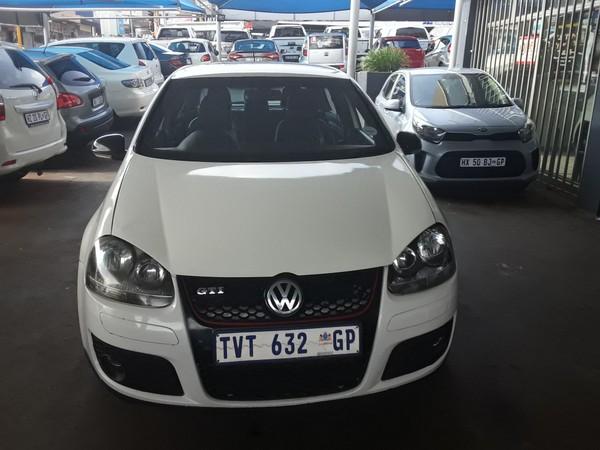 2006 Volkswagen Golf Gti 2.0t Fsi  Gauteng Johannesburg_0