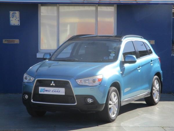 2012 Mitsubishi ASX 2.0 5dr Glx  Eastern Cape Port Elizabeth_0