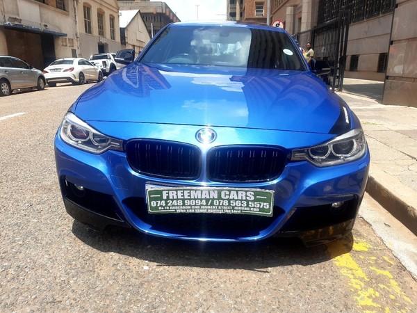 2013 BMW 3 Series 320d GT Luxury line Auto Gauteng Johannesburg_0