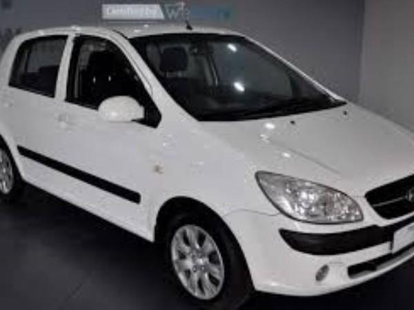 2010 Hyundai Getz 1.4 Hs  Western Cape Bloubergstrand_0