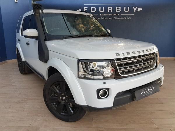 2016 Land Rover Discovery 4 3.0 Tdv6 Se  Gauteng Four Ways_0