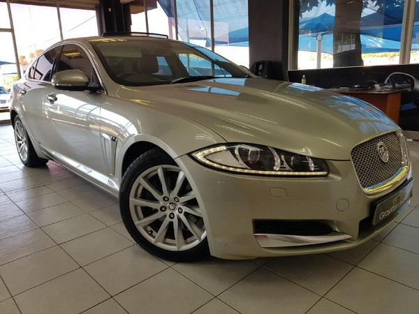 2012 Jaguar XF 2.2 D Premium Luxury  Gauteng Sandton_0