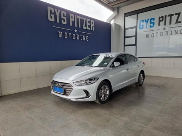 2018 Hyundai Elantra 1.6 Executive Gauteng Pretoria_0