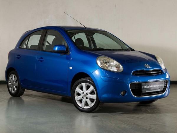 2012 Nissan Micra 1.2 Visia 5dr d81  Gauteng Pretoria_0