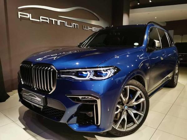 2019 BMW X7 M50d G07 Gauteng Four Ways_0