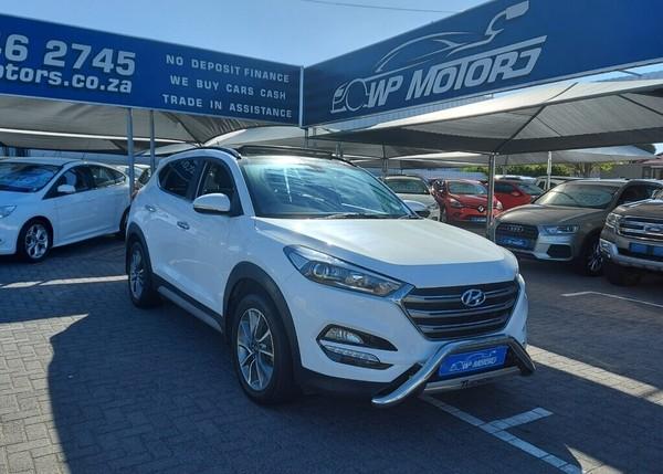 2018 Hyundai Tucson 2.0 Elite Auto Western Cape Bellville_0